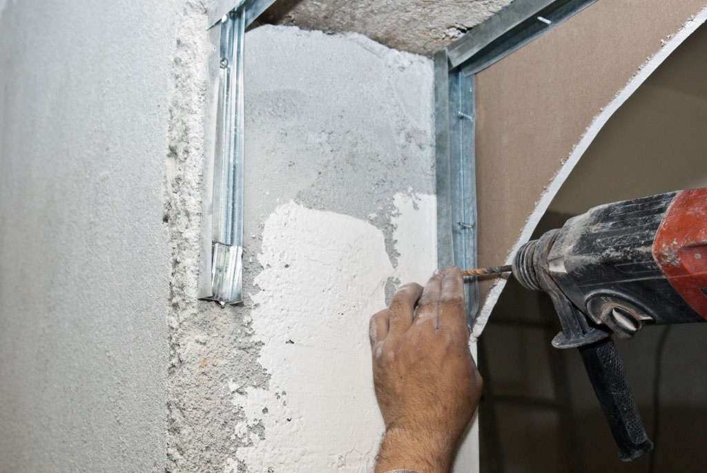 How To Build A Drywall Arch Howtospecialist How To
