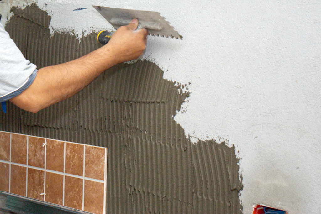 Tools for installing tile howtospecialist how to build for Ceramic floor installation
