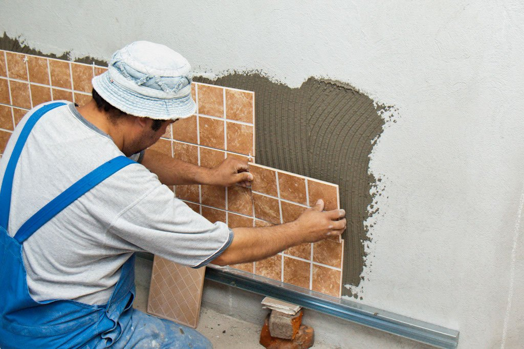 How To Install Wall Tile Howtospecialist How To Build Step By Step Diy Plans