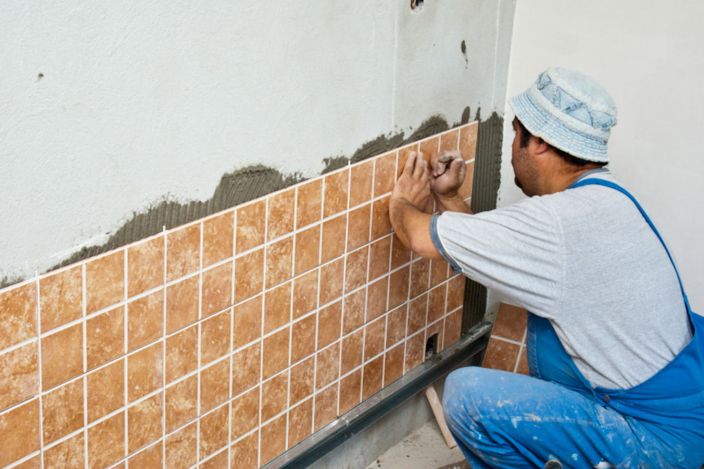 Laying Wall Tiles Tile Design Ideas