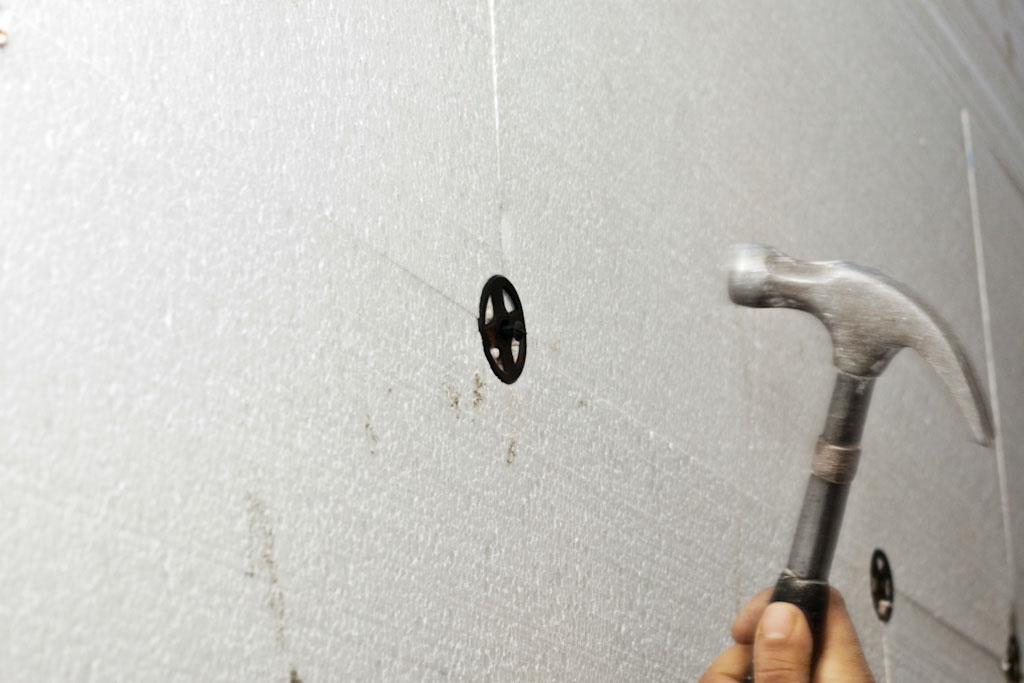 How To Install Polystyrene Sheet Insulation