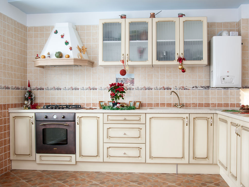 Kitchen Wall And Floor Tiles How To Install Wall Tile Howtospecialist How To Build Step By