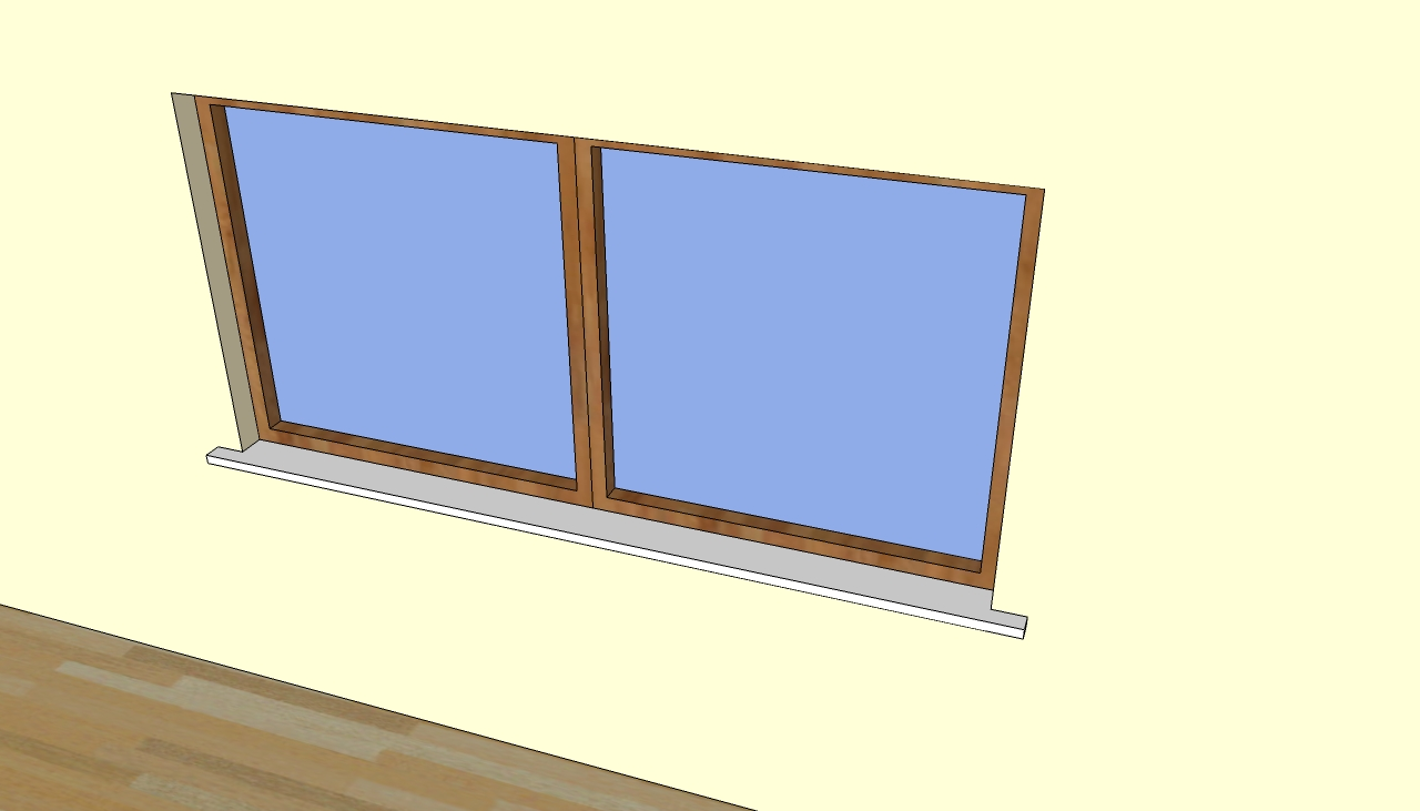 Pvc Window Sill Stock Images Frompo