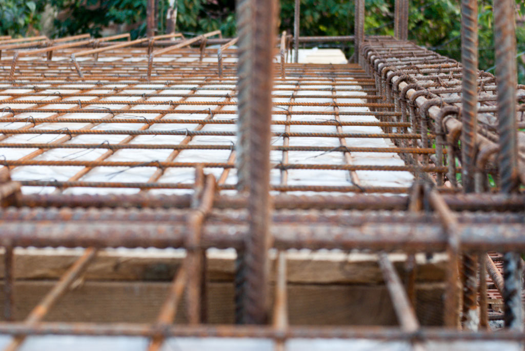 Rebar structure