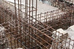 Rebar structure joint