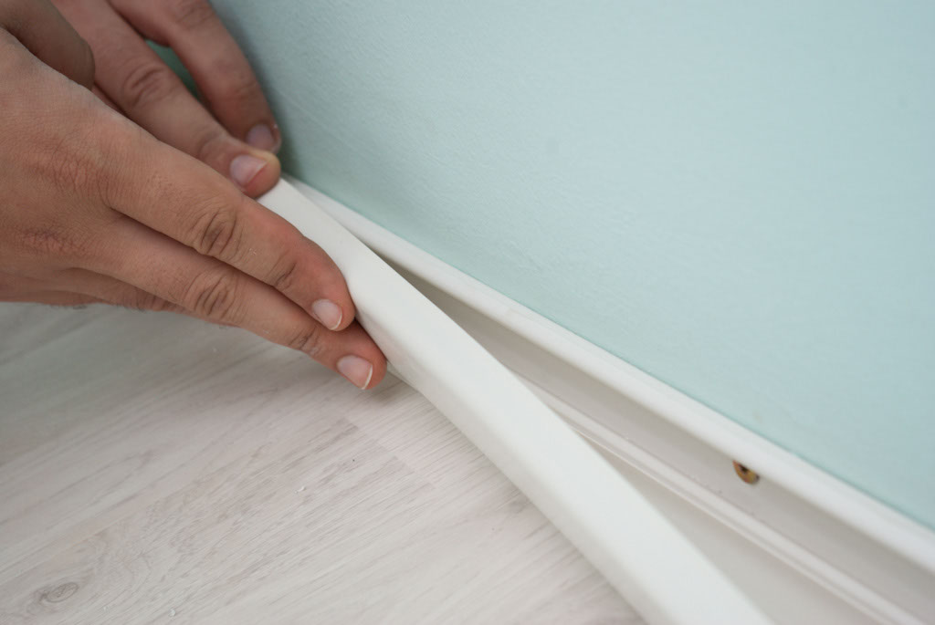 Rubber Trim Molding Flooring
