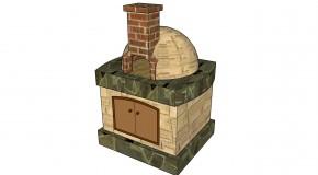 brick oven plans free