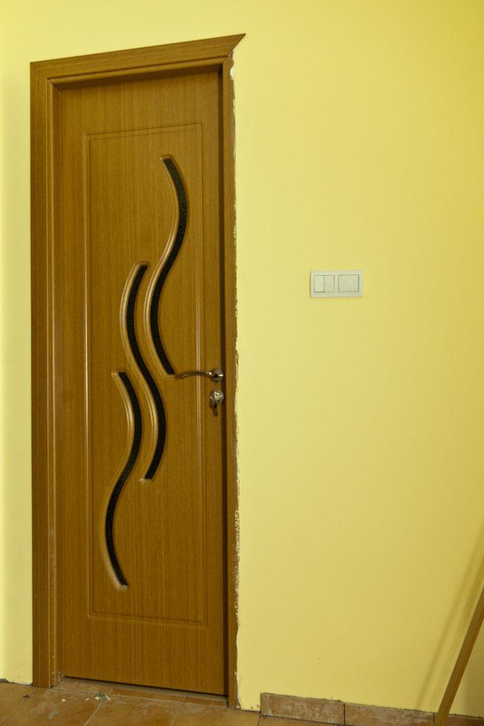 Door casing diy