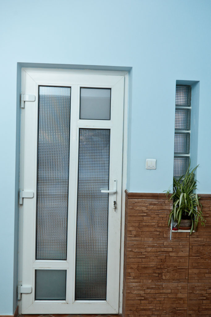 Pvc front door & How to install PVC door | HowToSpecialist - How to Build Step by ...
