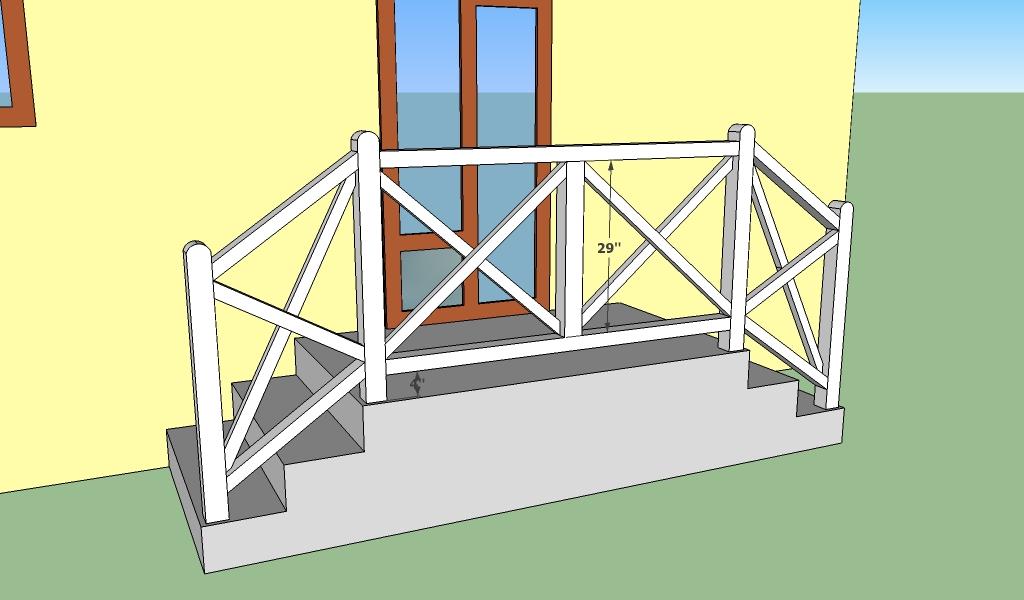 Concrete deck free plans