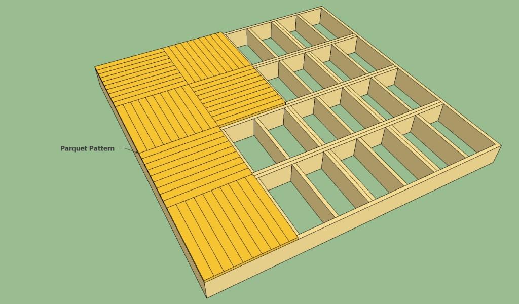 Parquet pattern