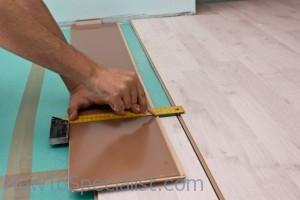 Laminate Flooring Easiest Way Lay Laminate Flooring