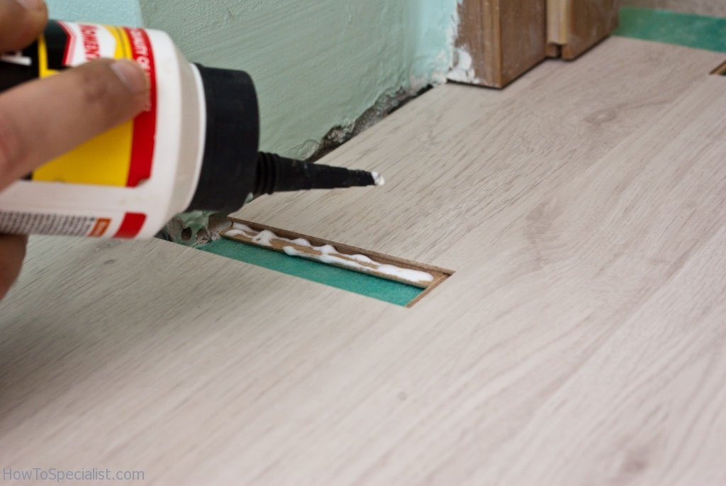 How To Lay Laminate Flooring On Concrete Howtospecialist How To