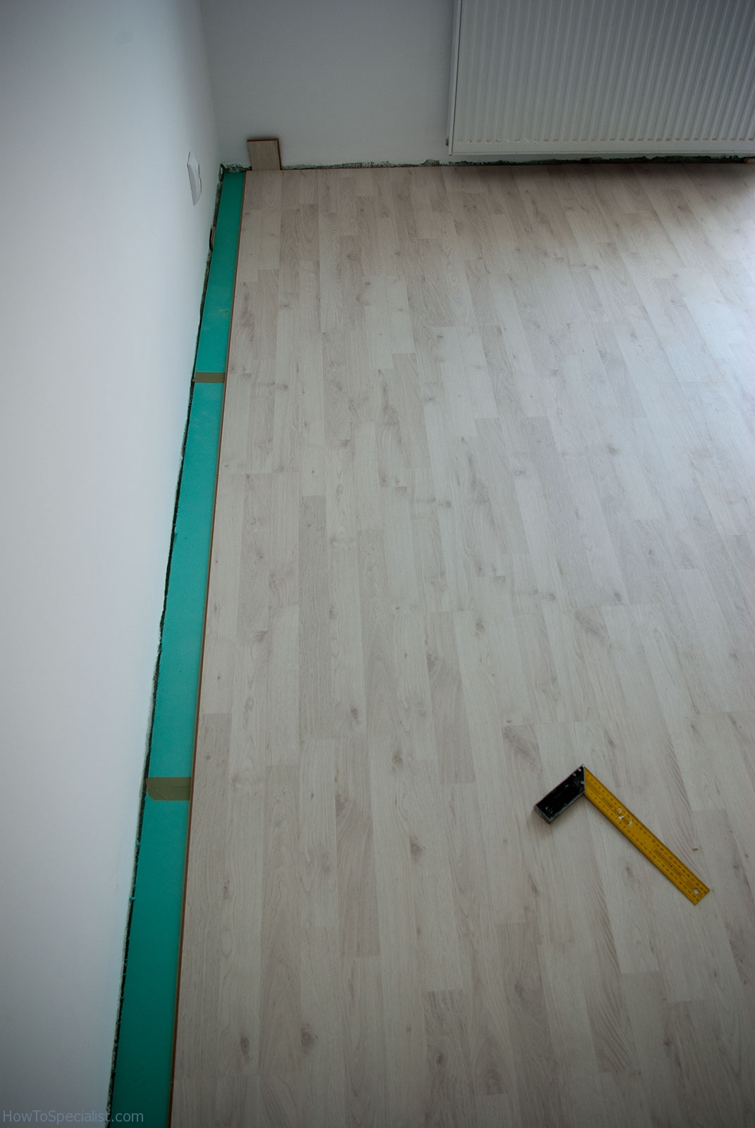 How To Put Laminate Flooring On Stairs Star