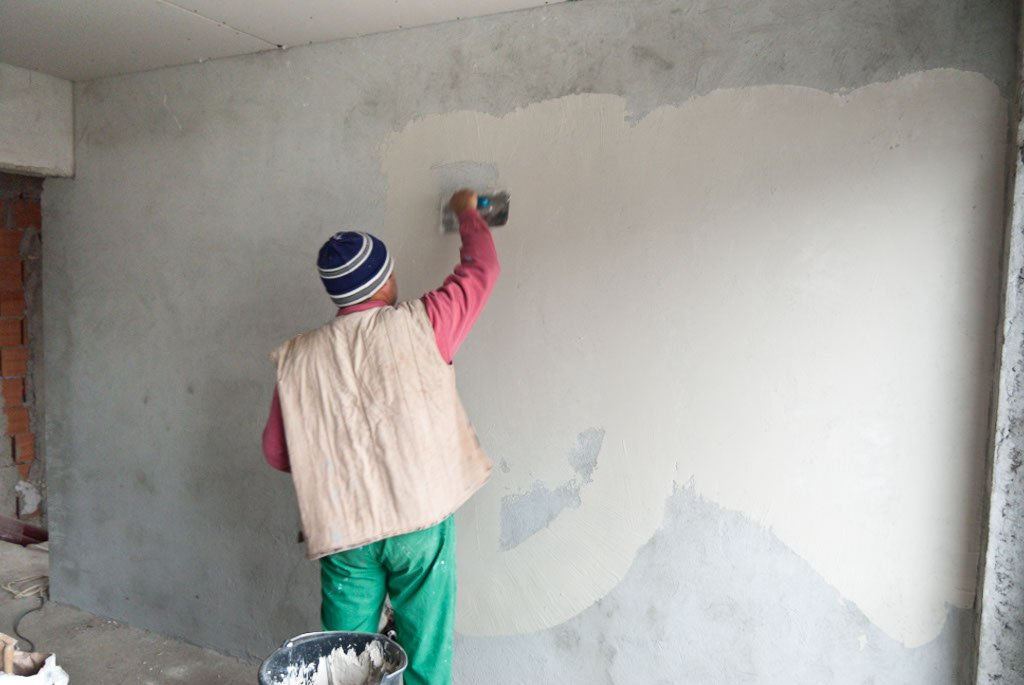 How To Plaster A Brick Wall Howtospecialist How To