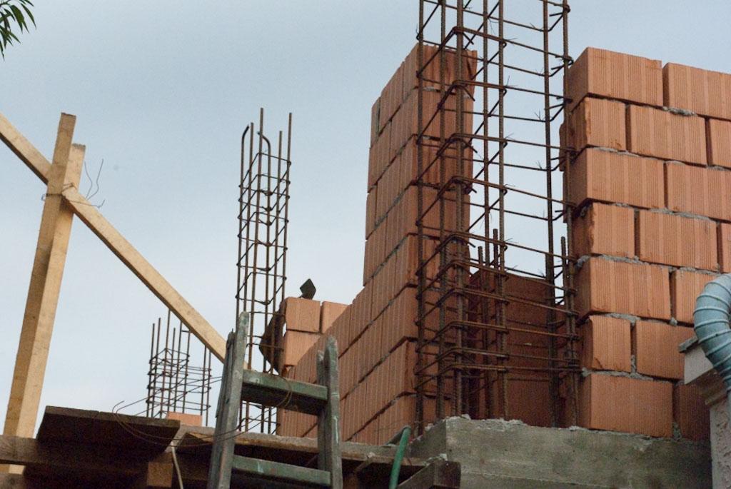 Building brick walls