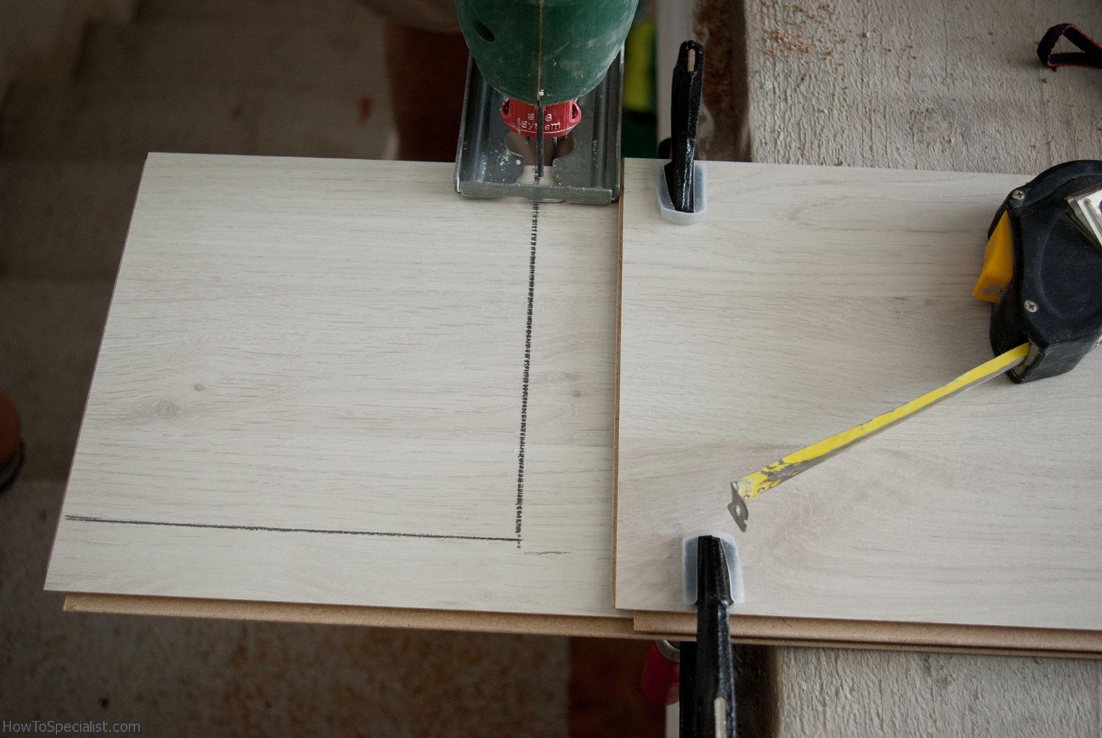Laminate Flooring Cutting Laminate Flooring With A