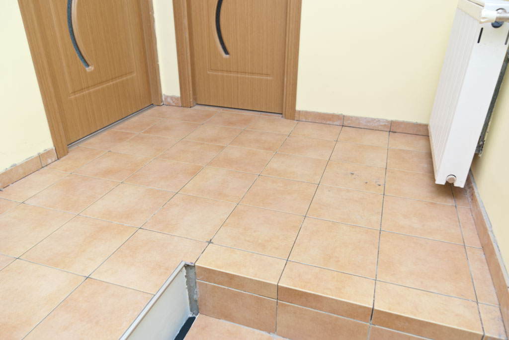 Grouting floor tiles HowToSpecialist How to Build Step by