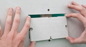 How to fix a small hole in drywall