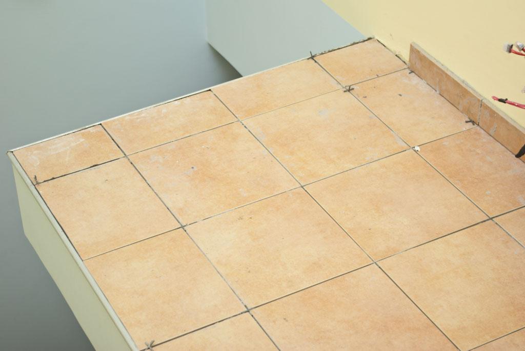 Tile Floor Tile Floor Edging