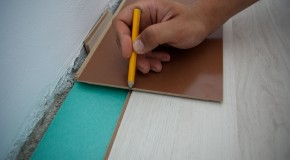 How to cut laminate flooring lengthwise