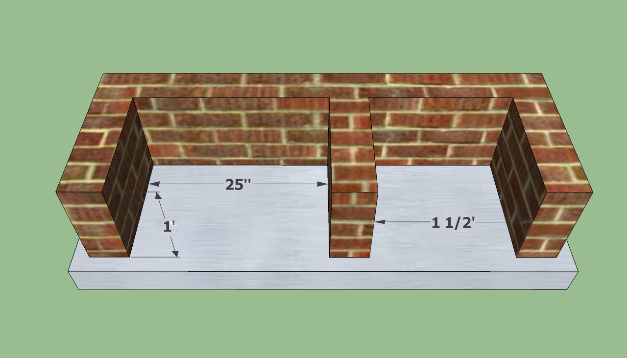 how to build a brick shed step by step | Online Woodworking Plans