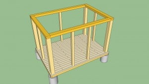 Rectangular gazebo frame plans