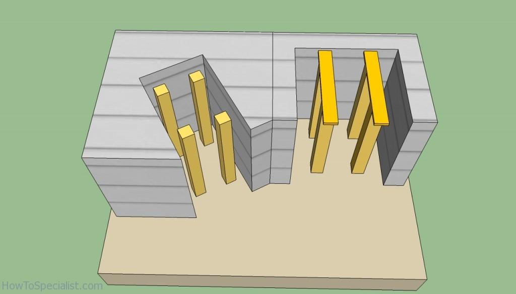 Base oven plans