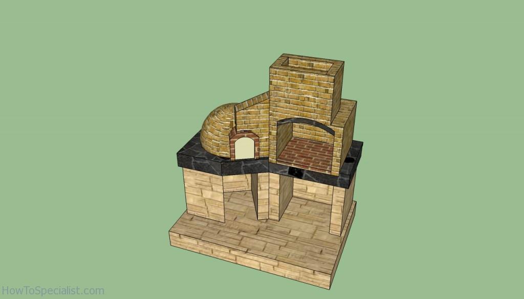 Build bread oven plans