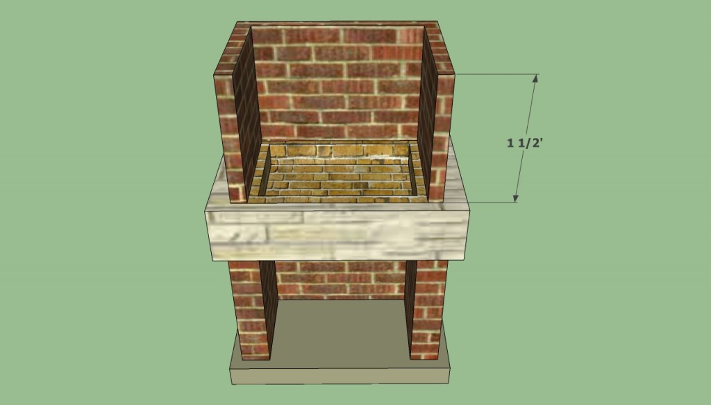 Building outdoor barbeque plans