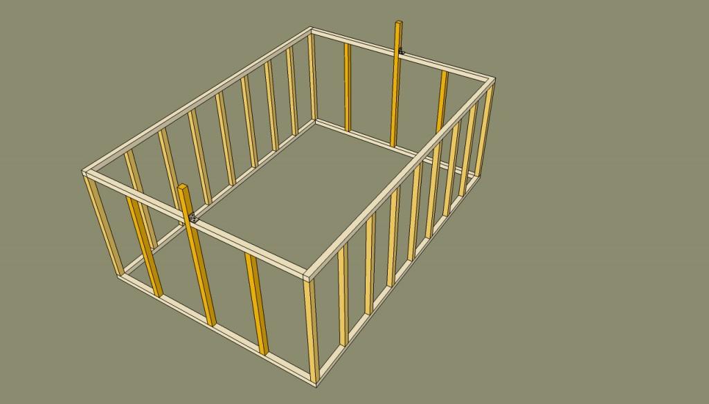Top frame plans