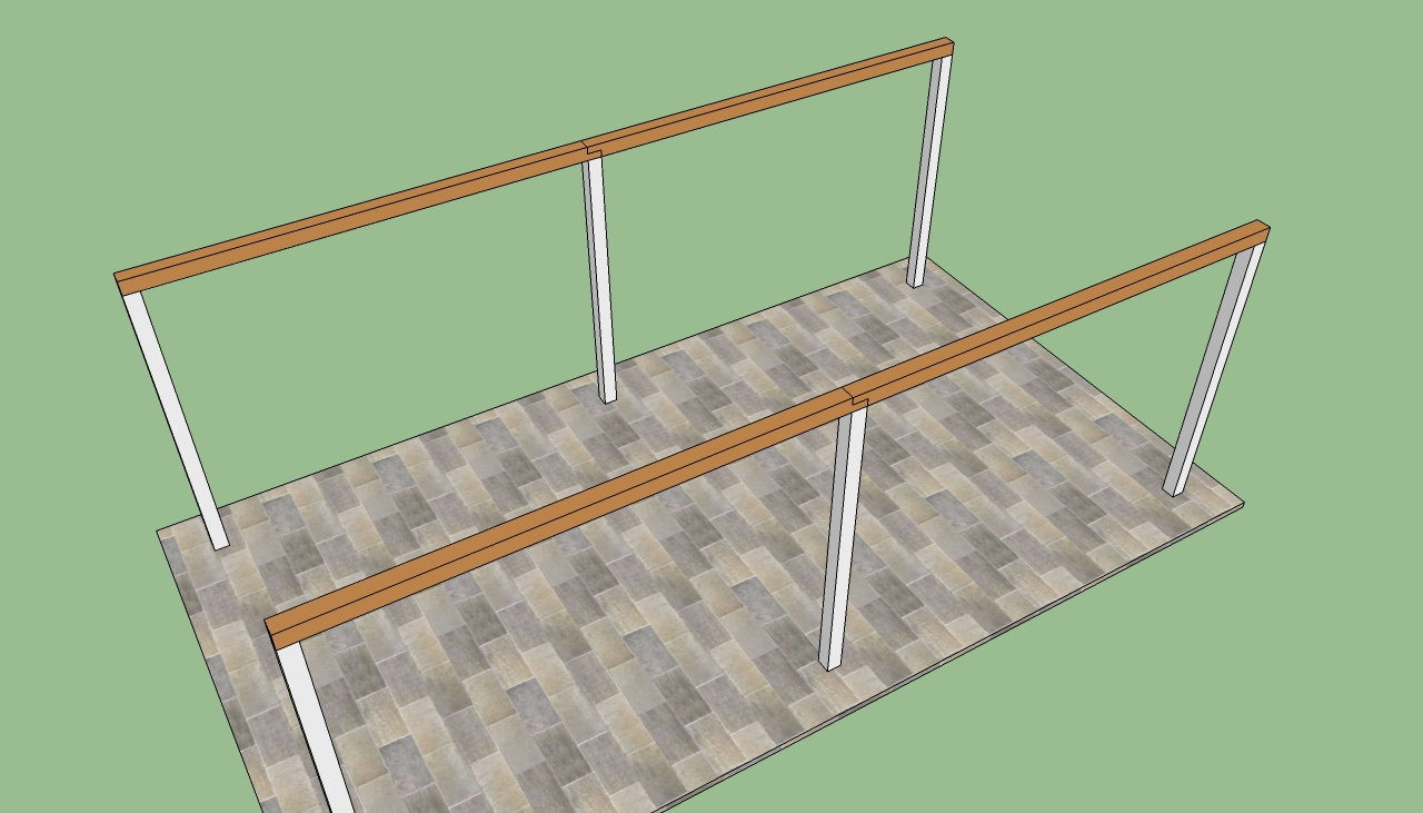Attached wood carport kit prices home design and decor for Free carport plans