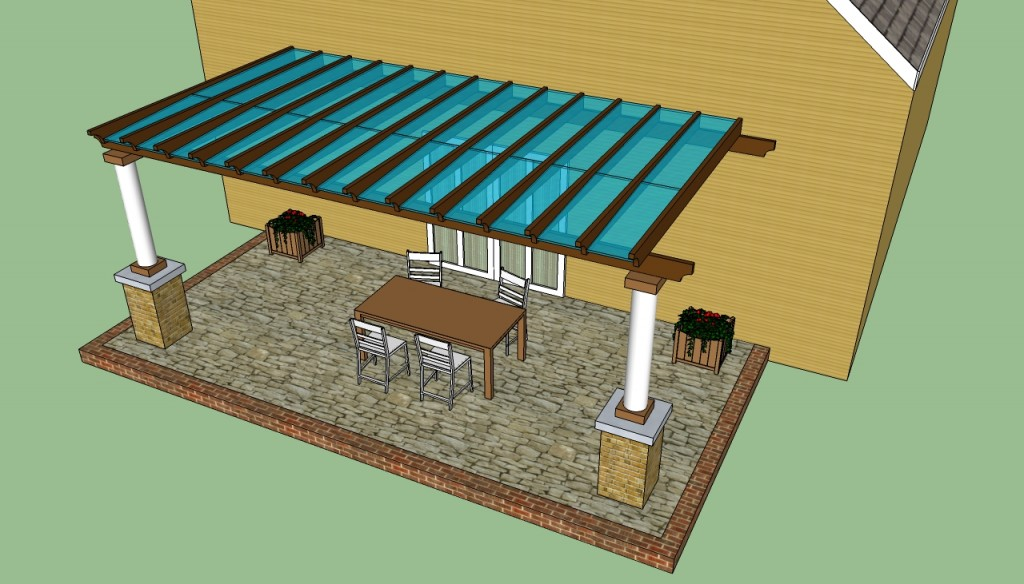 Pergola Design Howtospecialist How To Build Step By