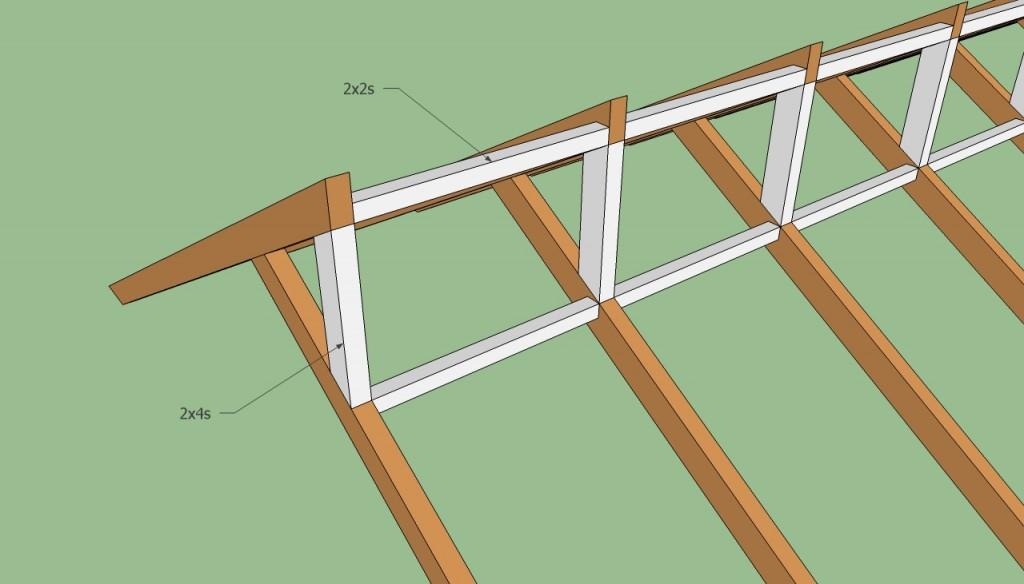 Greenhouse window frame