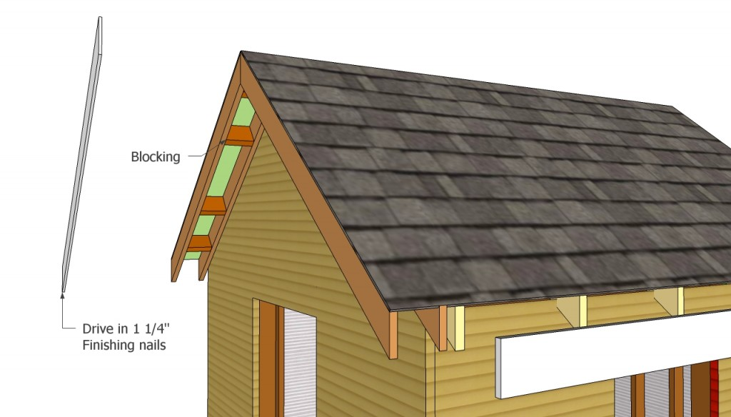 Storage Shed Plans Howtospecialist How To Build Step