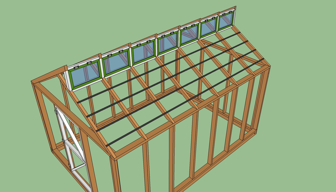 Wooden greenhouse design plans free pdf woodworking for Greenhouse design plans