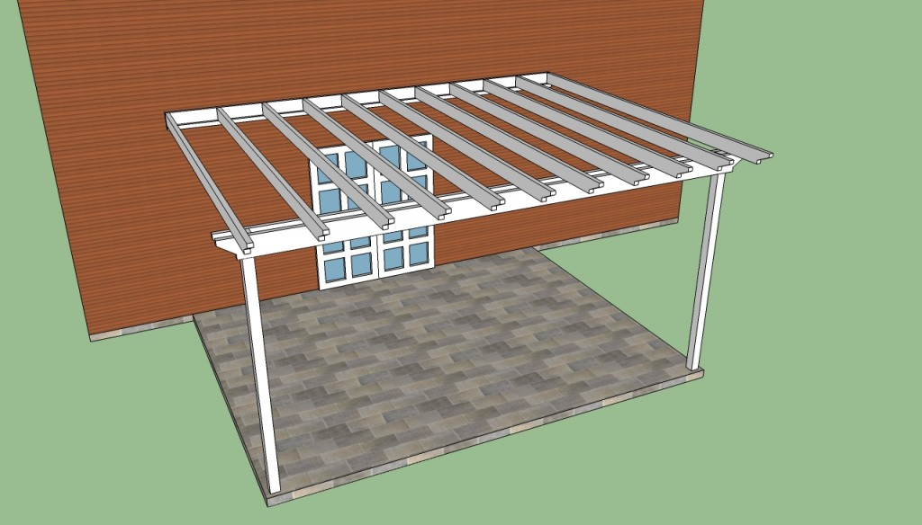 free pergola designs for patios free pergola plans attached pergola plans - Free Pergola Designs For Patios