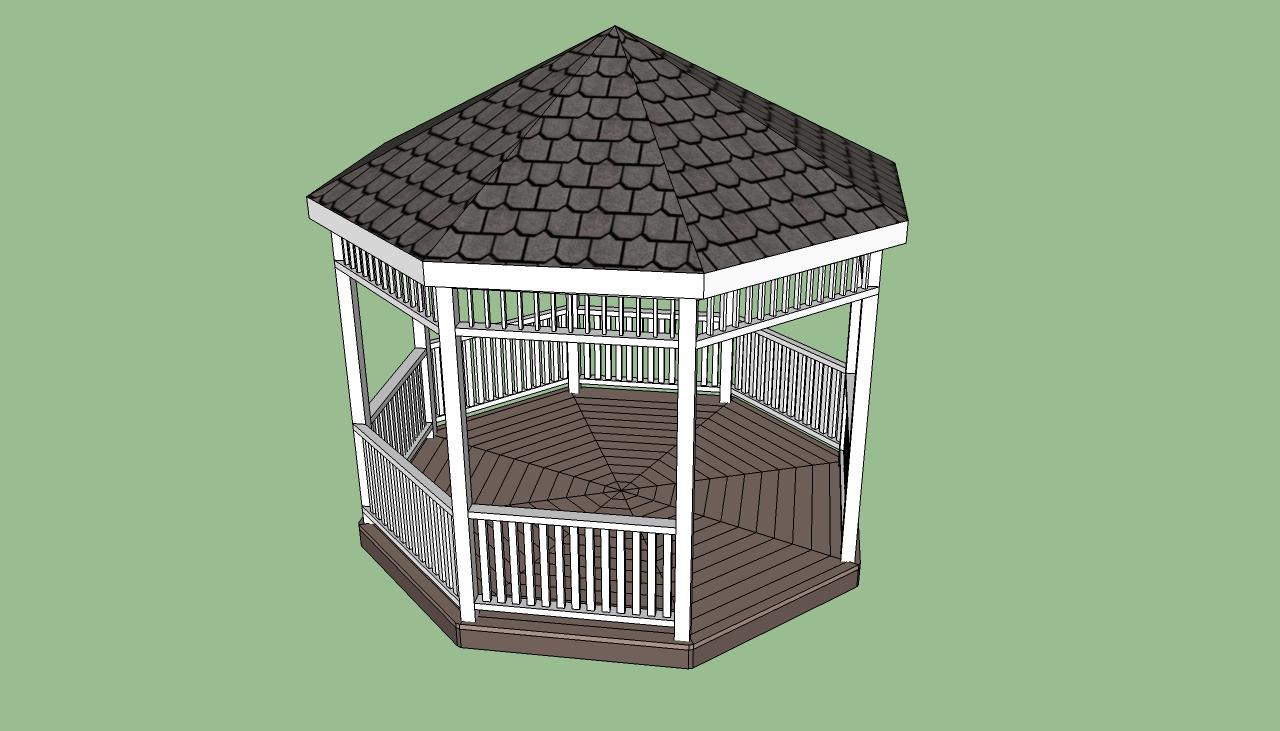 Outdoor Pavilion Plans Designs House Design And
