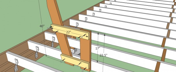 Deck Bench Plans Free
