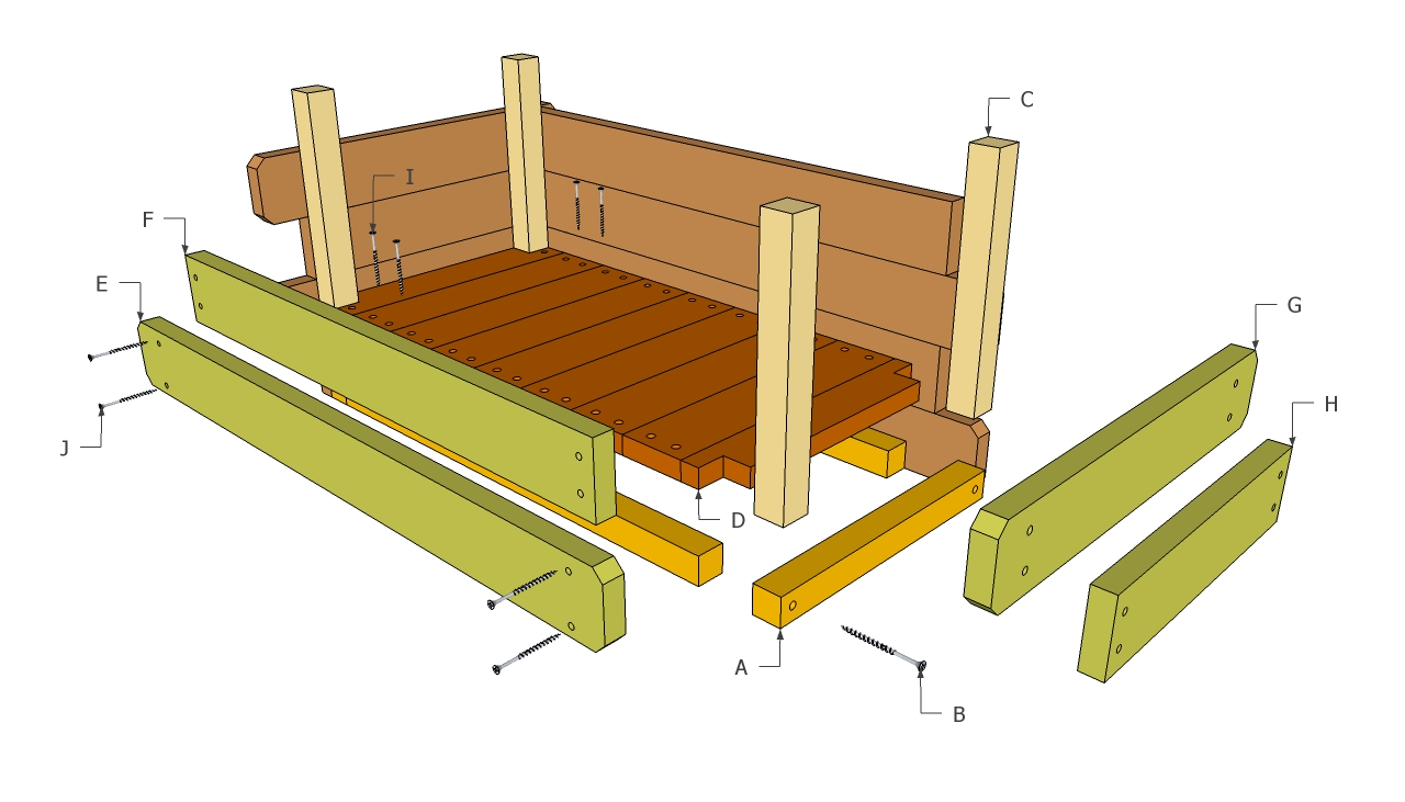 Simple Wood Planter Box Plans