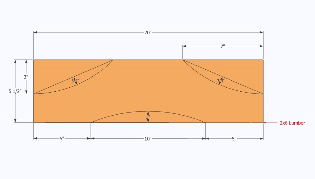 Table foot plans