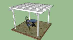 DIY Pergola Plans – How To Make A Pergola
