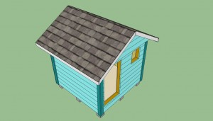 Free wooden playhouse plans free