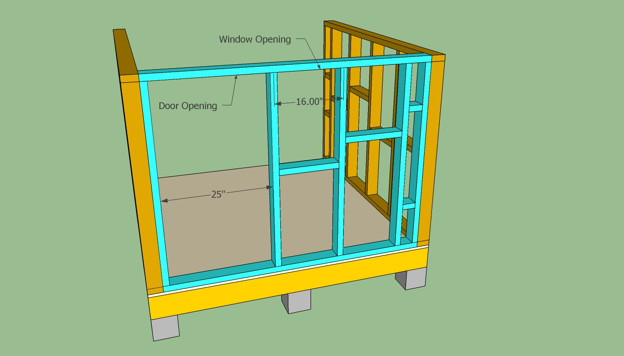 Playhouse Dimensions Plans Pdf Woodworking