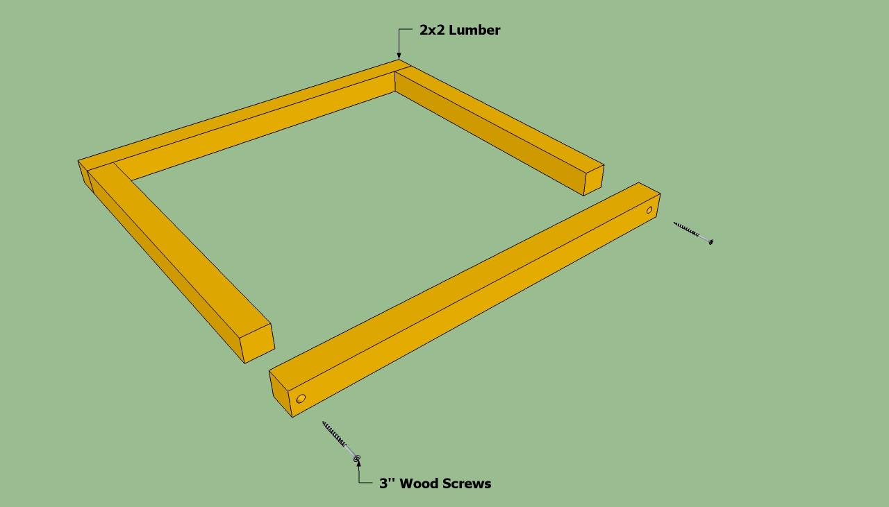 build platform bed frame with drawers