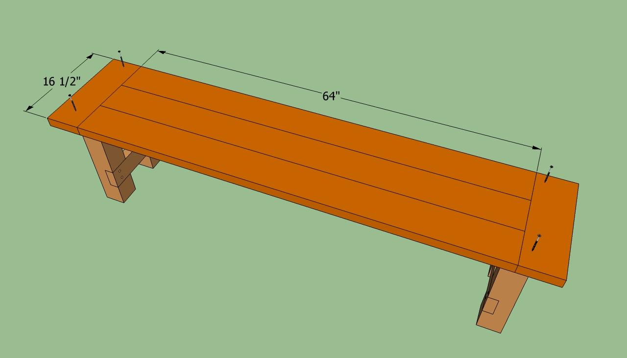 build bench plans
