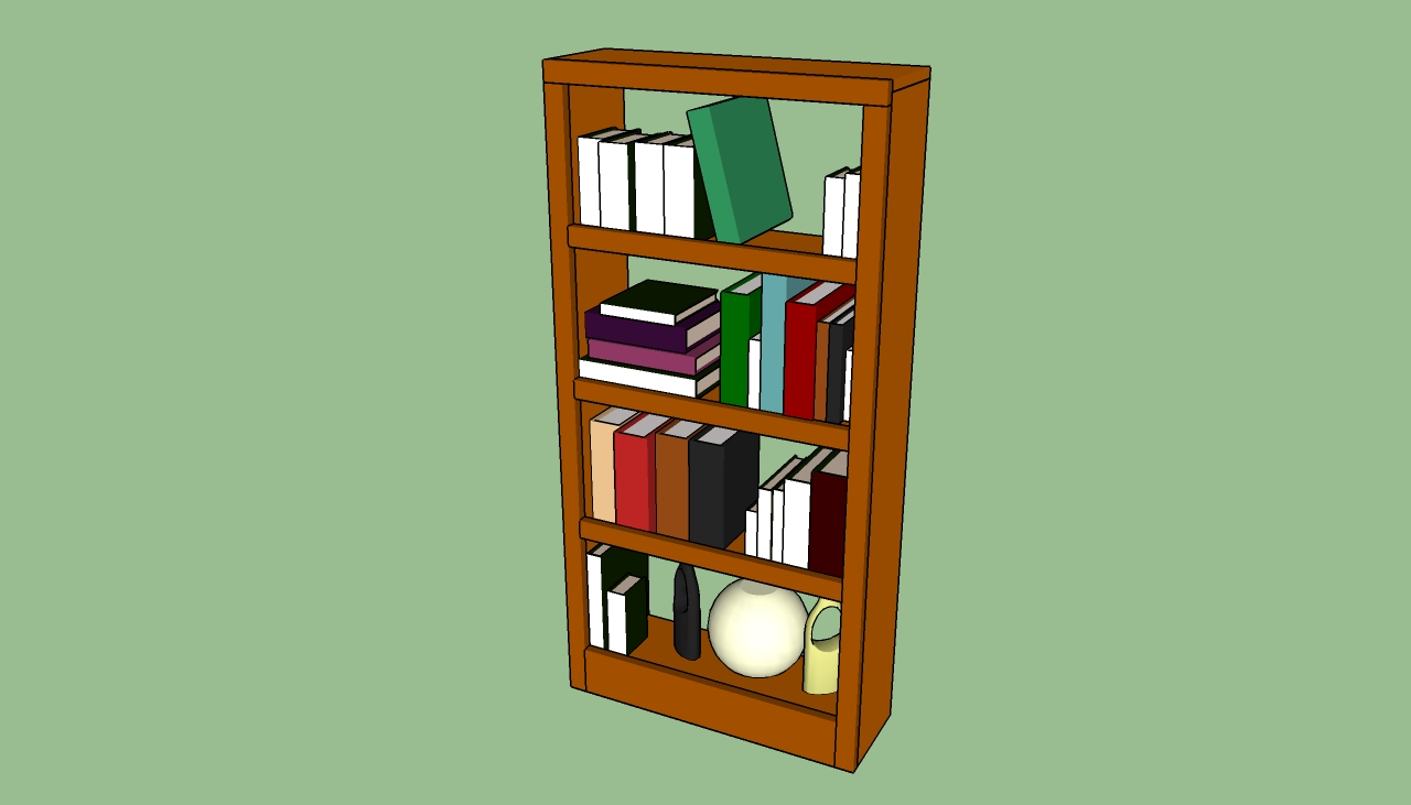 How to build a bookcase wall howtospecialist how to - What did the wall say to the bookcase ...