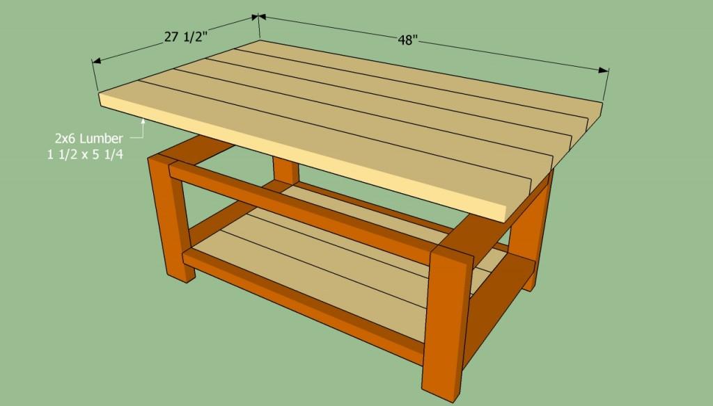 Как можно сделать стол своими руками 39