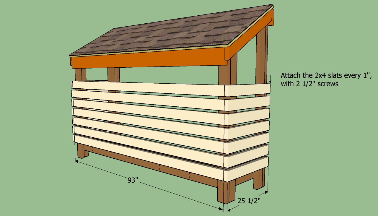 How to build a wood shed howtospecialist how to build for Building planner