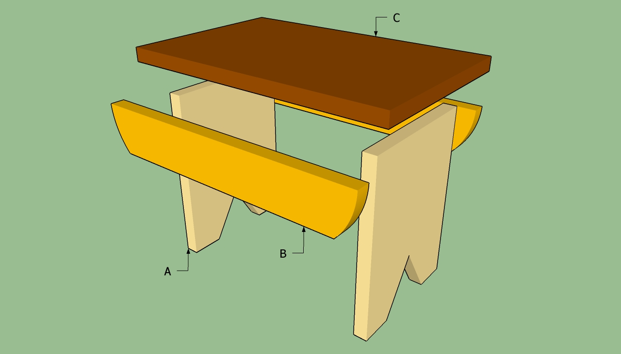 Building a stool plans  sc 1 st  HowToSpecialist.com & How to build a stool | HowToSpecialist - How to Build Step by ... islam-shia.org